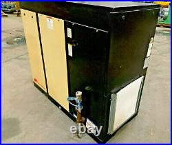 Excellent Condition Ingersoll Rand 30Hp VSD IRN30H-CC Rotary Screw Compressor