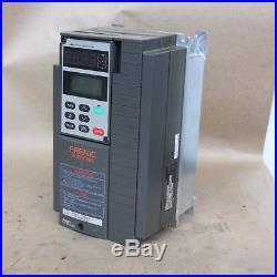 Fuji ELECTRIC FRENIC 5000G9S FRN0.75G9S-4 variable speed drive 1.9kVA 2.5A VSD
