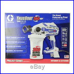 Graco TrueCoat 17D889 360 Variable Speed Electric Airless Paint Sprayer