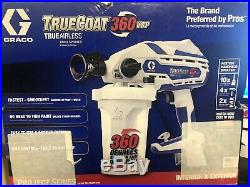 Graco TrueCoat 17D889 360 Variable Speed Electric Airless Paint Sprayer New