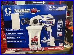 Graco TrueCoat 17D889 360 vsp Variable Speed Electric Airless Paint Sprayer