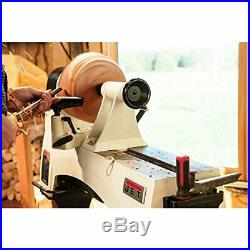 JET JWL-1221VS 12-Inch by 21-Inch Variable Speed Wood Lathe See Photo