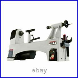 JET JWL-1221VS 12-Inch by 21-Inch Variable Speed Wood Lathe Woodworking