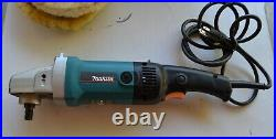 Makita 9227C Variable Speed Electric Sander-Polisher Ex Used Condition See Video