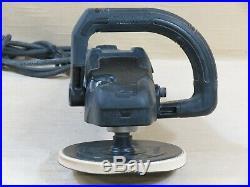 Makita 9237C Variable Speed 7 Corded Electric Polisher, Bag, Pads, 10 Amp, Buffer