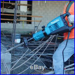 Makita HM1307CB 35-Pound 14.0 Amp Variable Speed Corded Demolition Hammer