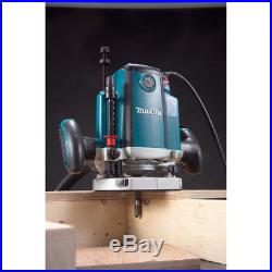 Makita RP2301FC 3-1/4 HP Variable Speed Plunge Router with Electric Brake