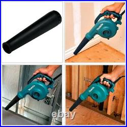 Makita UB1103 Trigger Variable Corded Electric Leaf Speed Handy Blower 600W 220V
