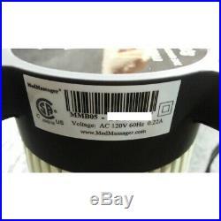MedMassager MMB05 Variable Speed Deep Tissue Body Massager 500-4000 RPM, 120VAC