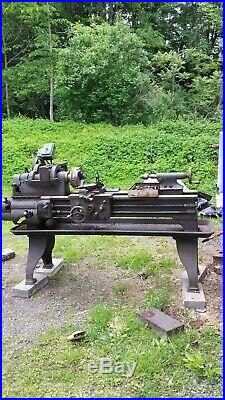 Metal lathe 14 variable speed speed belt disc drive tool holders included