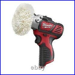 Milwaukee Electric Tools 2438-20 M12 VARIABLE SPEED POLISHER/SANDER (BARE)