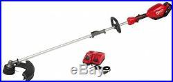 Milwaukee M18 String Trimmer 18-Volt Li-Ion Brushless Cordless Edger Attachment