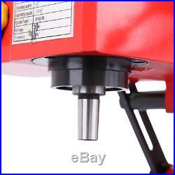 Mini Milling Drilling Machine Variable Speed Gear Drive 550W 2500rpm Motor MT3