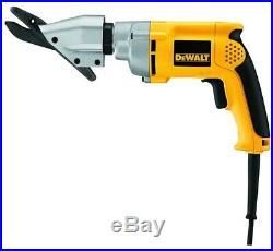 NEW DEWALT D28605 5/16 Variable Speed Electric Cement Siding ShearS 0051995