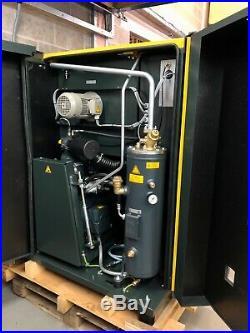 NEW! HPC / Kaeser ASK40TSFC Variable Speed Rotary Screw Compressor + Dryer! 22Kw