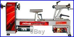 NOVA Comet II Variable Speed Wood Lathe Wood Working Power Tools