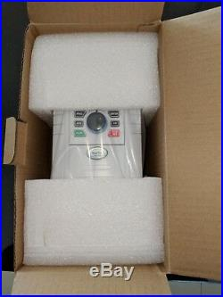 New 3.7kw, 5hp Vfd 12a 380v Three Phase Speed Variable Frequency Drive Inverter