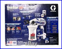 New Graco TrueCoat 360 vsp Variable Speed Electric Airless Paint Sprayer 17D889