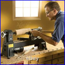 OPEN BOX! Lathe Benchtop Variable Speed Woodturning Tool Centering Drilling