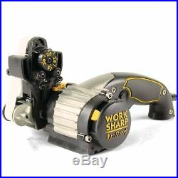 Professional Knife Sharpener Variable Speed Electric Sharpening Hand Tool Kitche