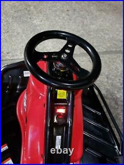Razor Crazy Cart 24V Electric Drifting Go Kart Variable Speed, Up to 12 mph