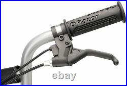 Razor Dirt Quad 24V Electric 4-Wheeler ATV Twist-Grip Variable-Speed Acceler