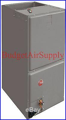 Rheem / Ruud 3 ton 14 SEER Heat Pump VARIABLE SPEED RP1436AJ1+RH1V3617+Heater