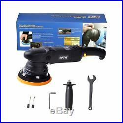 SPTA 5 Inch Electric 6 Variable Speed Orbital Polisher DA car Polisher Orbit