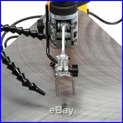 Scroll Saw Variable Speed Cutting Garage Air Pump Flex Light Corded Electric