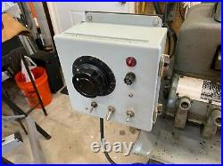 Sears Craftsman 12 lathe model 101 variable speed drive complete with tooling