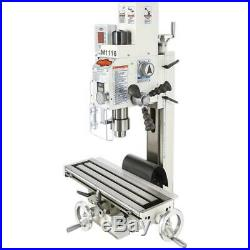 Shop Fox M1116 Variable-speed Mill/drill With Digital Readout
