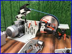 TECHTONGDA 2X72 Metal Process Knife Grinder Belt Sander220V 2Hp Variable Speed