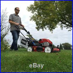 Toro Recycler 22 Variable Speed Electric Start Self Propelled Gas Mower