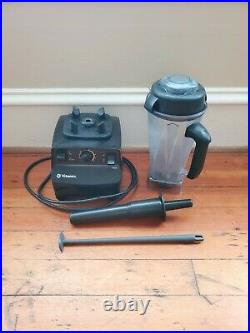 USED, EXCELLENT CONDITION Vitamix 5200 Variable Speed Blender Black