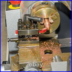 Variable Speed Metal Work Lathe (250W) Draper 33893