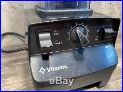 Vitamix 5200 VM0103 Black Variable Speed Blender Professional Strength