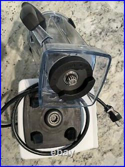 Vitamix 5200 Variable Speed Blender With Plunger White