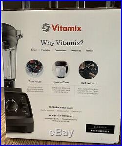 Vitamix 7500 VM0158 64-oz 1 -10 Variable Speed Blender RED