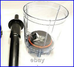 Vitamix Super 5000 Countertop Blender VM0103 8 Cups Variable Speed Black