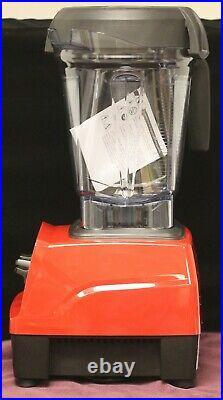 Vitamix (VM0197) Red Explorian Blender with10-Variable Speeds