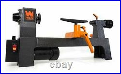 WEN 3421 3.2-Amp 8 by 12 Variable Speed Mini Benchtop Wood Lathe