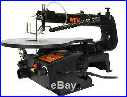 WEN 3921 16-inch Two-Direction Variable Speed Scroll Saw